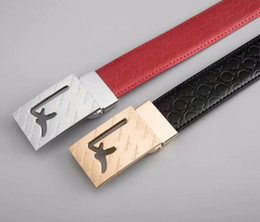 $enCountryForm.capitalKeyWord NZ - Men and women feel 2019 damp leather perforated belt smooth buckle buckle piercing eye belts in young people