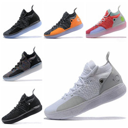 kd casual shoes 2019 - Cheap Kd 11 Casual Shoes Men Women Youth Red Paranoid Persian Violet PE Fly Kevin Durant 11s XI 2019 Casual Shoes cheap
