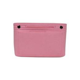 6607671f37 Felt Bag Organizer Australia - Felt Cloth Insert Bag Organizer Women Makeup  Handbag Organizer Travel Inner