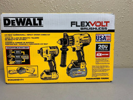 Wholesale Dewalt DCK299D1T1 Kit combo perceuse à percussion / percussion FLEXVOLT 20V MAX (NOUVEAU)