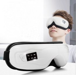 smart goggles Australia - Wireless Smart Eye Massager Music & Eye Care Stress Relief goggles Electric Air pressure Eye Massage Top Quality