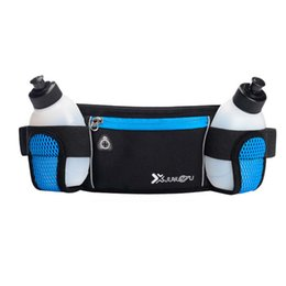 Wholesale Hot Sale ml Portable Water Storage Bottle Holder for Waist Bag Gym Fitness Cycling Running Jogging Hiking Drinking Tools