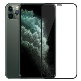 3d films iphone online shopping - iBaby888 For iPhone Pro Max XS XR X Full Cover Tempered Glass D H Full Screen Explosion proof HD Screen Protector Film Protective Glass