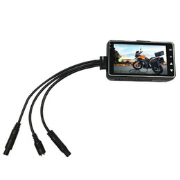 car box recorder NZ - Hd Waterproof Driving Recorder Cycle Video Professional Fashion Car Black Box Motorcycle Recorder Se300 car dvr