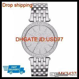 $enCountryForm.capitalKeyWord Australia - 100% ORIGINAL JAPAN MOVEMENT DROP SHIPPING New MK3437 MK3438 MK3439 Ladies 39mm Plated Case Designer Wrist Watch