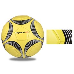 $enCountryForm.capitalKeyWord Australia - Wholesale-PU Soccer New Arrival Soccer Ball Size 5Adult Play Sport Training Football Ball Sewing for Match Training Competition