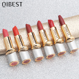 $enCountryForm.capitalKeyWord Australia - 2019 Lipstick Matte Long Lasting Moisturizing Makeup Cosmetic Fashion for Women Lady HS11