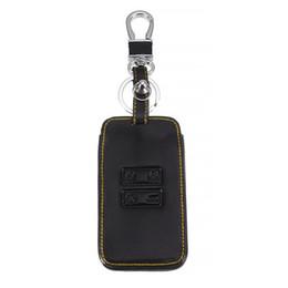 $enCountryForm.capitalKeyWord UK - Car Leather Remote Key Case Cover Keychain Key Protective Shell For Kadjar
