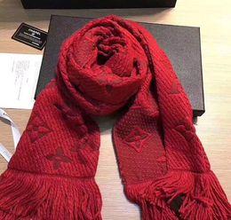 $enCountryForm.capitalKeyWord Australia - Designer Winter Wool Scarf Pashmina for Women shawl scarves square brand office Printing Hotel Waiter Flight Attendants