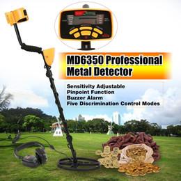 $enCountryForm.capitalKeyWord Australia - Metal Detector MD6350 Gold detectors wiring Professional Underground MD-6350 detect sensor With Headphone search Hunter Digger