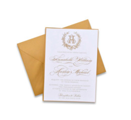 Chinese  Custom White Paper Invitation Letter Greeting Cards Thank You Cards manufacturers