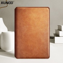 "$enCountryForm.capitalKeyWord Australia - Xundd Luxury Leather Wallet Case for iPad Pro 10.5 inch 2017 Flip Book Case for iPad 9.7"" 2017 2018 Stand Function"