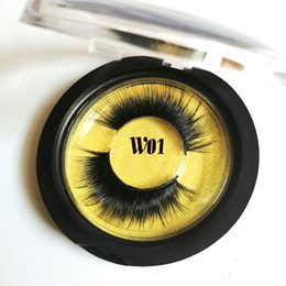 823442998b0 Faux Mink Individual Eyelash Lashes Maquiagem Cilios for Professionals Soft Eyelash  Extension Tray Natural 15