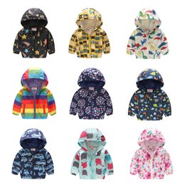 army cloths Australia - Kids Designer Clothes Boys infant boy Girl Coat clothing Kid Tracksuit Spring Autumn Out door Sport Cloth