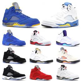 Fresh Fishing online shopping - 2019 Mens s Basketball Shoes Bred Laney Blue White Fresh Prince Grape International Flight Men Sport Sneaker Size Sale Online