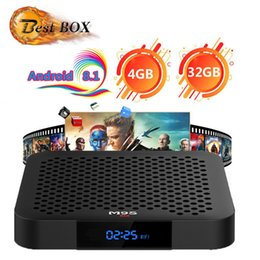$enCountryForm.capitalKeyWord NZ - M9S J2 Android 8.1 TV Box Rockchip RK3328 4GB 32GB 1080P H.265 Google Player Store Netflix Youtube 4K UHD video IPTV streaming Media Player