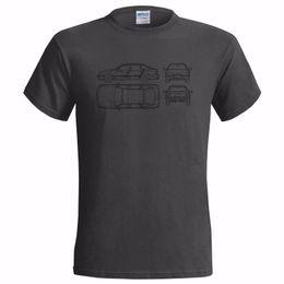 $enCountryForm.capitalKeyWord Australia - mens designer t shirts shirt FORD SCORPIO TECH DRAWING MENS T SHIRT CLASSIC CAR EXECUTIVE AUTOMOBILE