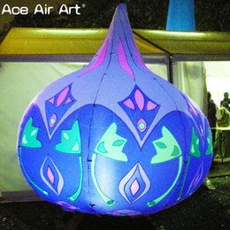 $enCountryForm.capitalKeyWord Australia - Colourful ground lighting inflatable decoration,glowing inflatable onion roof balloon for party,stage,event or promotion