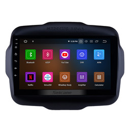 $enCountryForm.capitalKeyWord Australia - 9 inch Android 9.0 HD Touch Screen GPS Navi Car autoradio for 2016 Jeep RENEGADE with WIFI Bluetooth support Steering Wheel Control car dvd