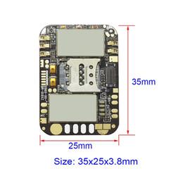 $enCountryForm.capitalKeyWord Australia - Newest ZX810 smallest programmable Android 3G GPS tracking chip 3G GPS module tracker pcba gps free app