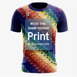 $enCountryForm.capitalKeyWord Australia - 2019Wholesale High Quality Blank Cheap Sublimation Printing Custom Men T Shirt sport Quick Dry Running Shirts Training T shirt