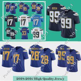 Men s Los Angeles jersey Charger 33 Derwin James 99 Joey Bosa 28 Melvin  Gordon 17 Philip Rivers 13 Keenan Allen Limited Jerseys a5dcc2084