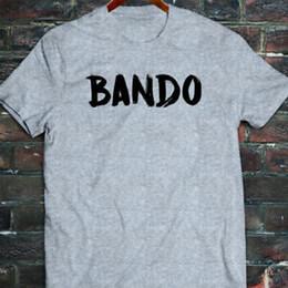 $enCountryForm.capitalKeyWord Australia - Bando Migos Hip Hop Trap Customuth Rap Lit Turn Up Mens Gray T Shirt