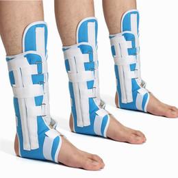 Support Boots NZ - Neoprene Foot Ankle Support Bandage Ankle Support Brace Foot Calf Splint Sports Walking Boot Brace Walker #70136