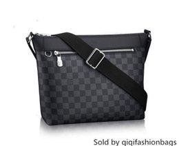 Ingrosso 40003 MICK PM N Uomini Messenger Bags cinghia della spalla sacchetto Totes Portafoglio Borse Duffle Deposito