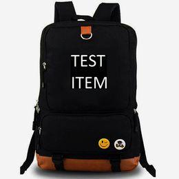 $enCountryForm.capitalKeyWord NZ - Test Item backpack Fashion style daypack Letter show best laptop schoolbag Leisure rucksack Sport school bag Outdoor day pack