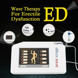 electro shock machine Australia - 2020 New Low Intensity Electro Magnetically Shock Wave for Erectile Dysfunction Treatment Similar Intensity Gainswave Physiotherapy Machine