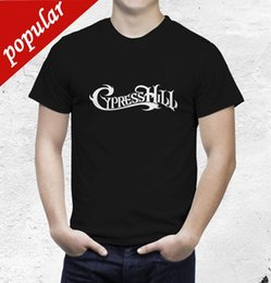 $enCountryForm.capitalKeyWord Australia - 2018 New Fashion Cypress Hill Men and women T-shirts Short Sleeve Tshirt Cotton t shirts Free Shipping