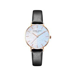 $enCountryForm.capitalKeyWord Australia - Original Box 2019 Luxury Designer Waterproof Watches Fashion Casual Babysbreath Leather Female Quartz Wristwatches Best Gift for Women