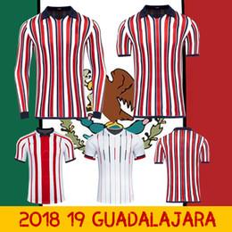 b9955924e47 Chivas de Guadalajara 201819 Japan Soccer Jerseys Long Sleeve Kit Soccer  Jersey Thailand MEXICO Club World Cup Kids Women football shirt