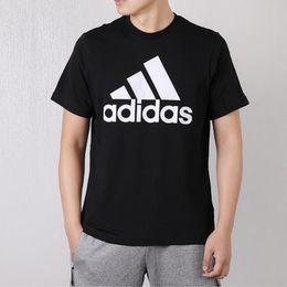 Mens sports polo shirts online shopping - Tide sport letter print mens designer t shirts new fashion designer polo shirts men running fitness casual men t shirts