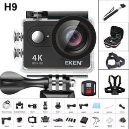 32 microsd 2019 - 2019 New Original EKEN H9 H9R Remote Ultra 4K Full HD 1080P WiFi Sport Action Camera 2.0 LCD Video DV Sport Waterproof C