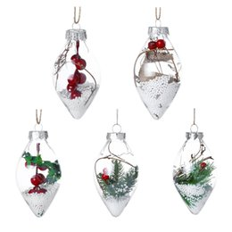 $enCountryForm.capitalKeyWord Australia - Christmas Tree Pendant Hanging Home Ornament Christmas Decoration Ball Gifts Decor Decorations For Home C30424