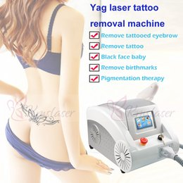 laser pigment removal NZ - 2000mj Touch Screen Q Switch Nd Yag Laser Tattoo Removal Machine Pigments Removal 1064nm 532nm 1320nm