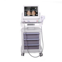 Ultrasound Lift UK - Hifu Face Lift Machine 5 Cartridges 10000 shots body slimming Wrinkle Removal Neck Skin Tightening 4MHz 7MHz Ultrasound Therapy Facelift