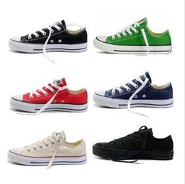 canvas shoes low price high Australia - TOP quality Factory price promotional price! luxury canvas shoes women and men,high Low Style Classic Canvas Shoes Sneakers Canvas Shoes