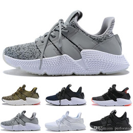 Support Boots NZ - 2018 Summer Newest Prophere EQT Support CQ3023 Triple Black White Blue Trace Olive Running Sneaker Sports Shoes For Men Size7-11