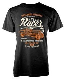 Speed S Australia - BNWT SPEED RACER WORLDWIDE SPEEDWAY INTERNATIONAL HOT ROD ADULT T-SHIRT S-XXL
