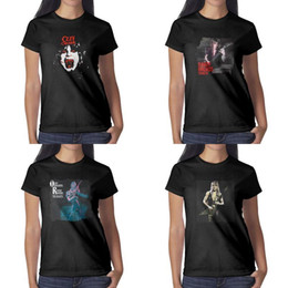 $enCountryForm.capitalKeyWord Australia - Randy Rhoads Guitar Singer black womens tee shirts printing graphic make a band casual t shirt Ozzy Osbourne And RANDY RHOADS Osbourn Of