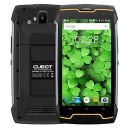 """CUBOT Kingkong Smartphone a prueba de agua 4400mAh Batería 5.0 """"Android 7.0 MTK6580 Quad Core 1.3GHz 2GB RAM 16GB ROM IP68 Teléfono móvil en venta"""