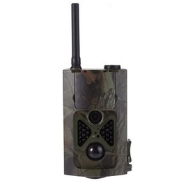 Video scout online shopping - HC Hunting Trail Camera Infrared Digital Trail Scouting Hunting Camera MMS GPRS MP p HD Video G wildlife cameras