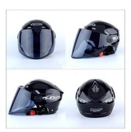 $enCountryForm.capitalKeyWord Australia - Motorcycle Helmets Electric Bicycle Helmet Open Face Visors Men Women Summer Scooter Motorbike Moto Bike Helmet