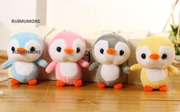 sexy halloween girls cartoons Australia - 4colors, little cute 10cm approx. small penguin little Plush Stuffed Toys , gift baby toys 2020 Sexy Pet Toy For Kids Girl Chirdren