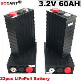 lifepo4 pack Australia - Deep Cycle 23S 72V 60Ah LiFePO4 Lithium ion Battery pack For Electric Bicycle EV Solar Power 72V 60AH 3.2V Lithium ion Battery