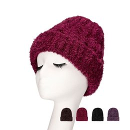 $enCountryForm.capitalKeyWord UK - Women's wool hat double earmuffs winter knit hat middle-aged autumn and winter caps female