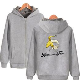 $enCountryForm.capitalKeyWord Australia - Frdun NEW 2019 BANANA FISH hot Team Thicken cotton Zipper Parkas Oversize Hoodies Winter Men Women Kpop Warm Fashion Parka